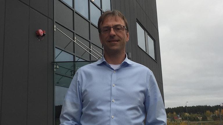Förlagssystems VD, Pär Nilsson