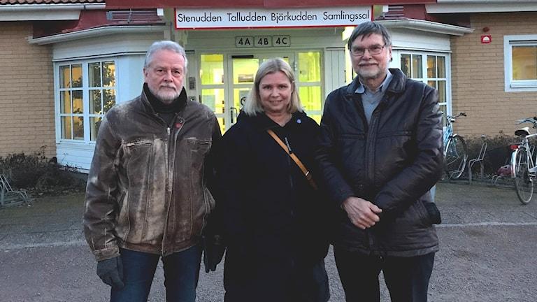 Det pågår nu en stor debatt om det kommunala äldreboendet Saxnäs i Mora ska privatiseras eller inte. Lennarth Sohlberg, socialdemokratiskt oppositionsråd, säger nej medan moderaten Malin Höglund är positiv till idén.