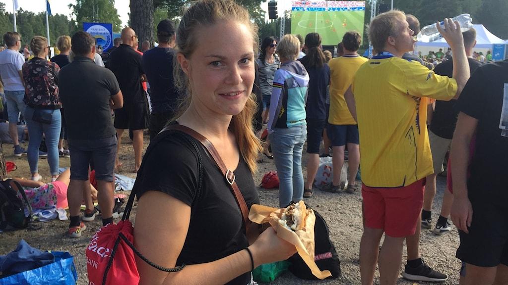 Johanna Borg, Ljungskile