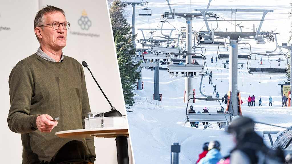 Anders Tegnell framhåller Dalarna som ett skolboksexempel på hur man hanterar turism i en pandemi.