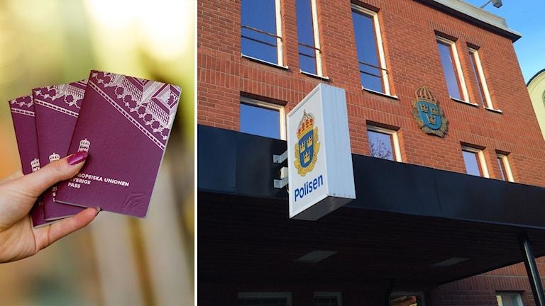Innan du ansöker om pass i Borlänge måste du boka tid på nätet eller per telefon.