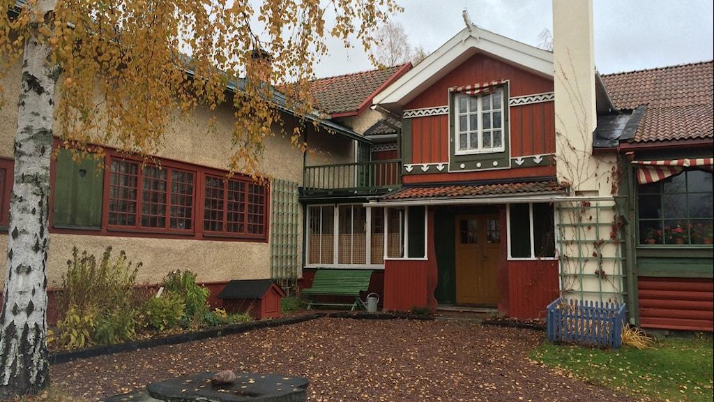 Carl Larsson-gården i Sundborn
