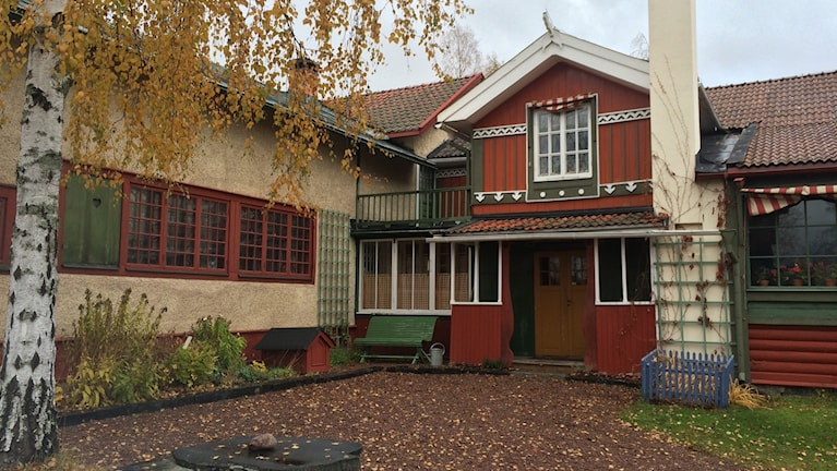 The home of Carl Larsson