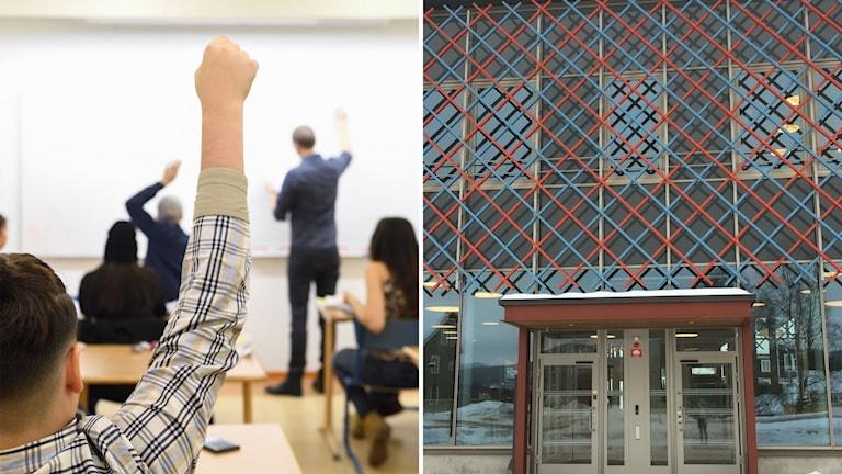 Efter arbetsmiljökritik mot Älvdalsskolan - oenighet om kommunens handlingsplan