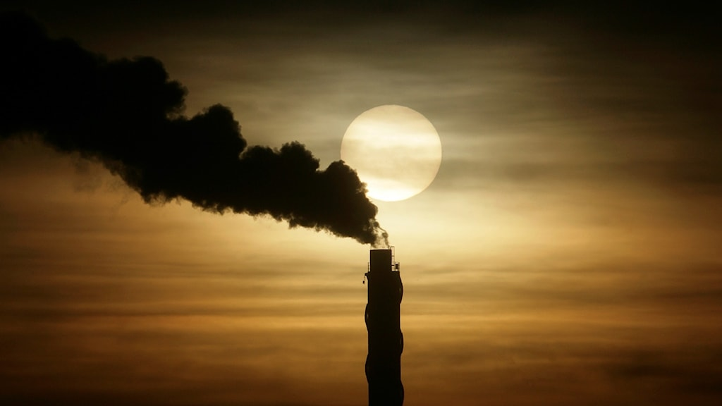 Nu blir det dyrare att släppa ut växthusgaser
