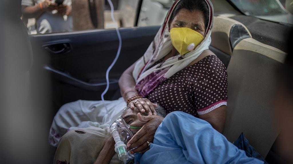 APTOPIX Virus Outbreak India's Oxygen Crisis Photo Gallery