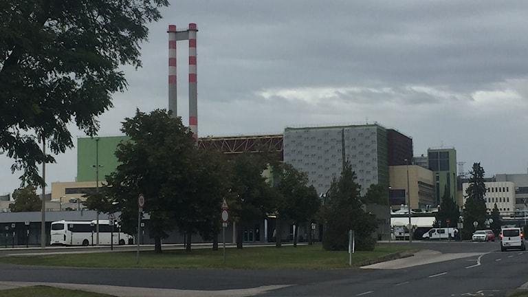 Kärnkraftverket i Paks står för omkring 45 procent av Ungerns energiförbrukning.