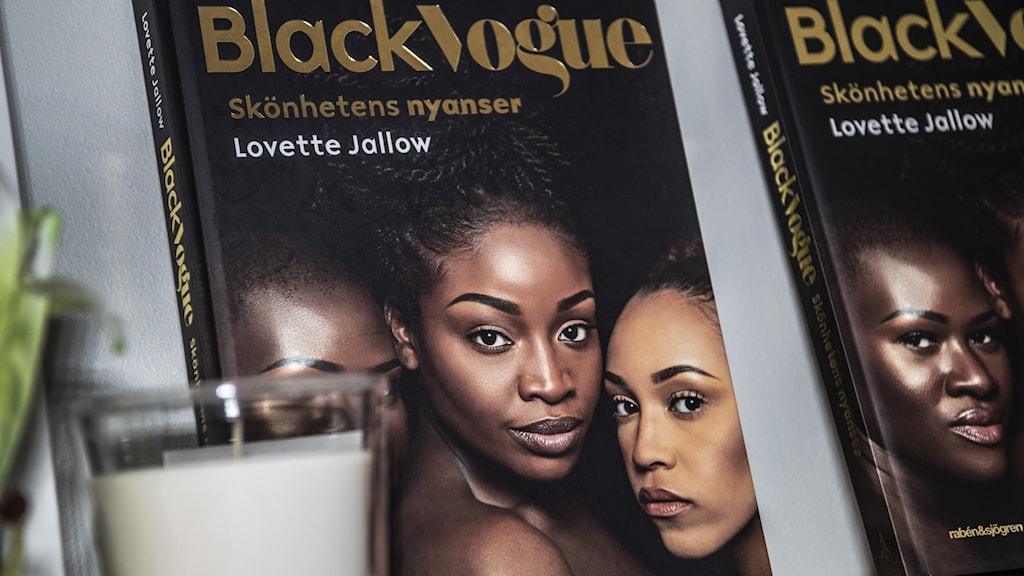 "Lovette Jallows bok ""Black Vogue"""