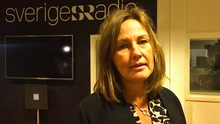 Juno Blom, samordnare på Nationella kompetensteamet mot hedersvåld och förtryck.