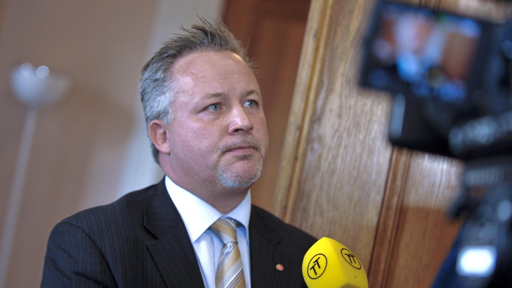 Kent Härstedt som överlevde Estonia