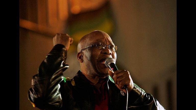 Jacob Zuma. Foto: Themba Hadebe/Scanpix