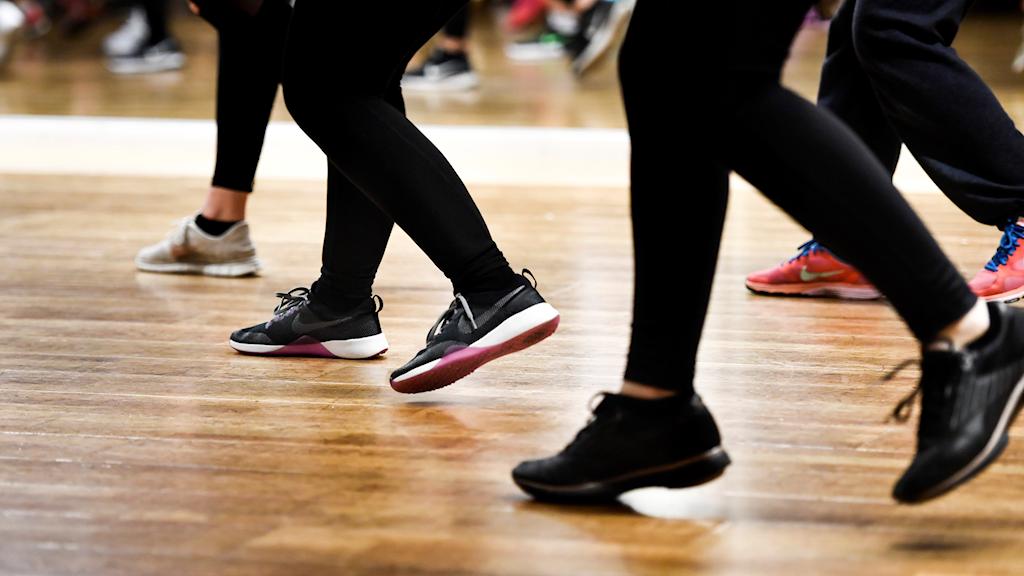 Dansträning