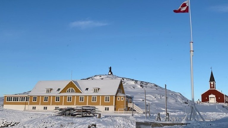 Grönland.