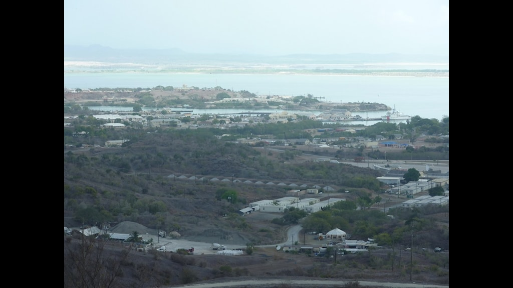 Guantanamo. Foto: Pontus Mattsson/SR