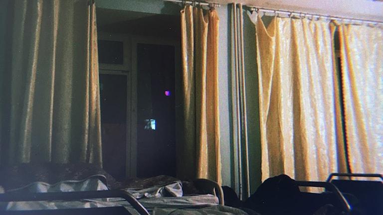 Rysk sjukhussal.