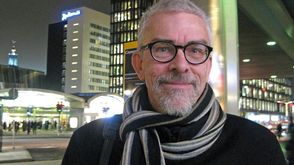 Lars Nord, professor i media och journalistik på Mittuniversitetet.
