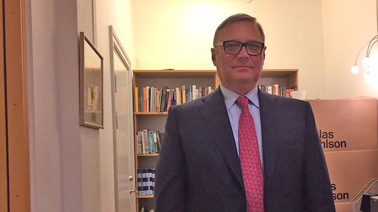 Ryske oppositionspolitikern Michail Kasjanov.