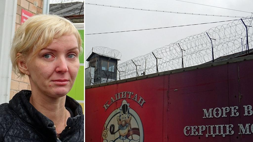 32 åriga Katja Klodt kämpar för rättvisa för sin fängslade pappa, människorrättsaktivisten och historikern Jurij Dmitrijev.