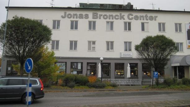 Det gamla stadshotellet i Sävsjö har blivit Jonas Bronck Center. Foto: Sven Börjesson/Sveriges Radio