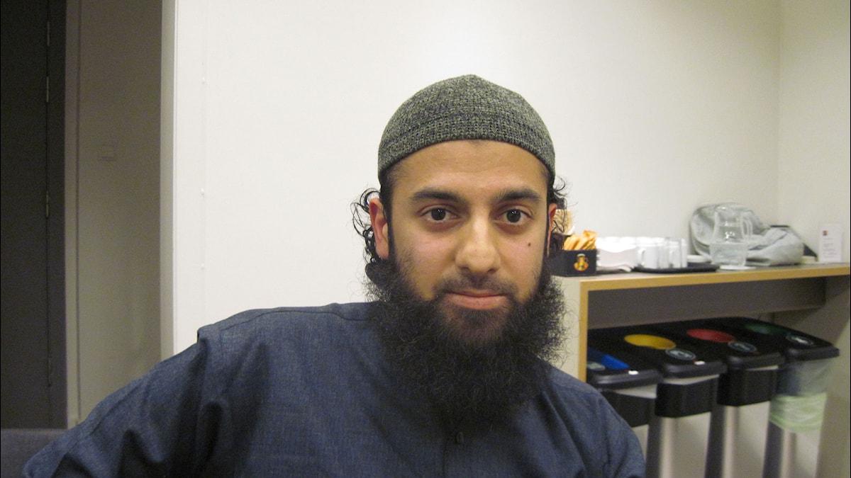 Ubaydullah Hussain.