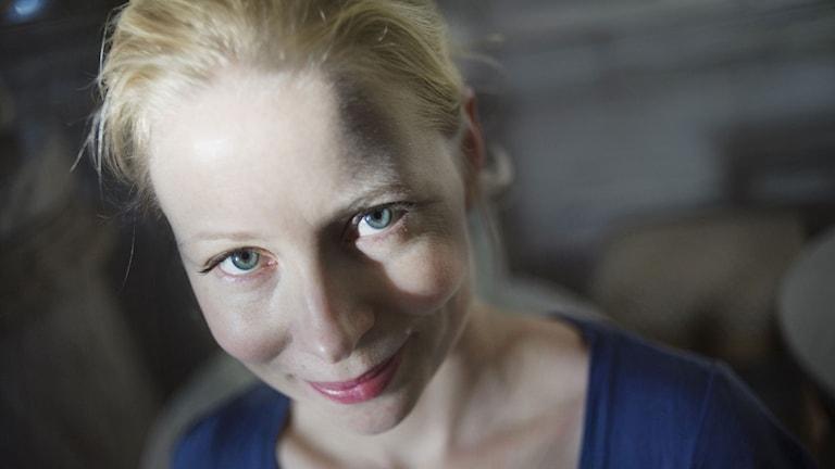 Julia Dufvenius. Foto: Mikael Andersson/TT