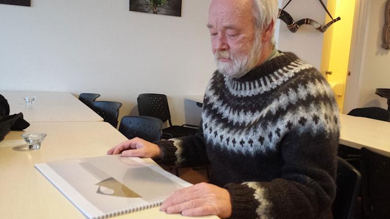 Överstepräst Hilmar Örn Hilmarsson.