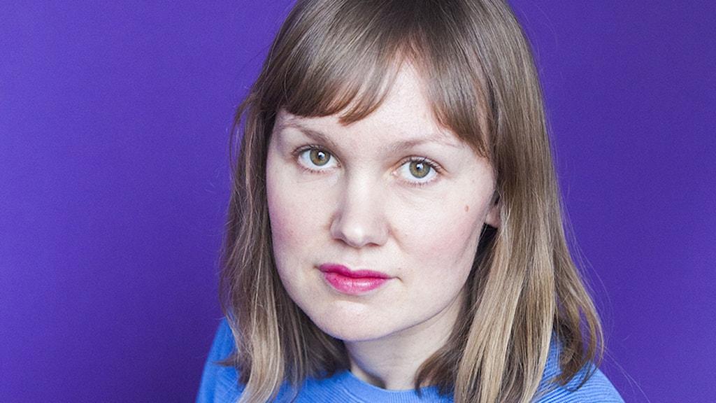 Hedvig Nathorst-Böös, sexualupplysare på RFSU. Foto: RFSU