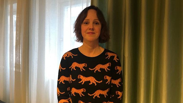 """Regissören Mia Engberg om uppföljaren till """"Belleville baby""""."""