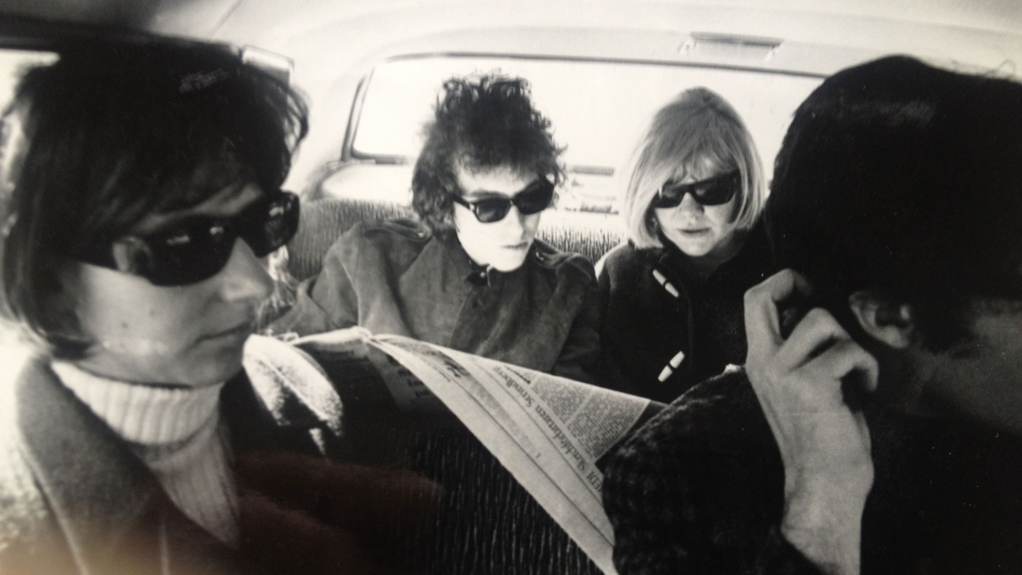 Reportage: På tu man hand med Bob Dylan P4 Stockholm