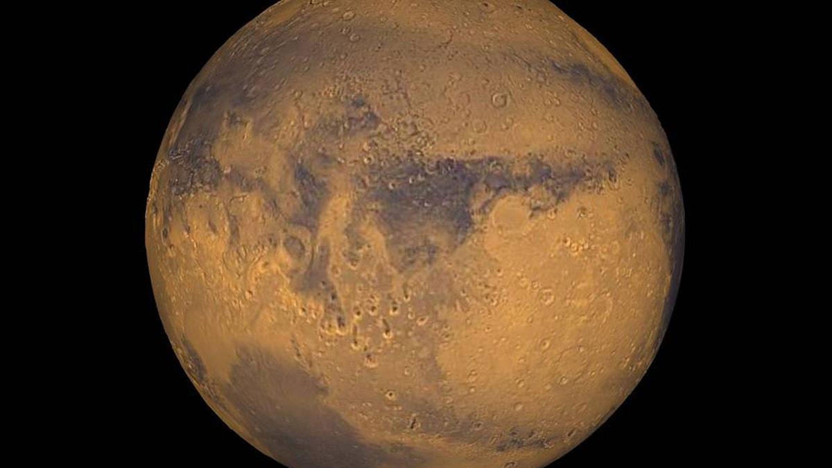 Planeten Mars. Foto: Greg Shirah/NASA