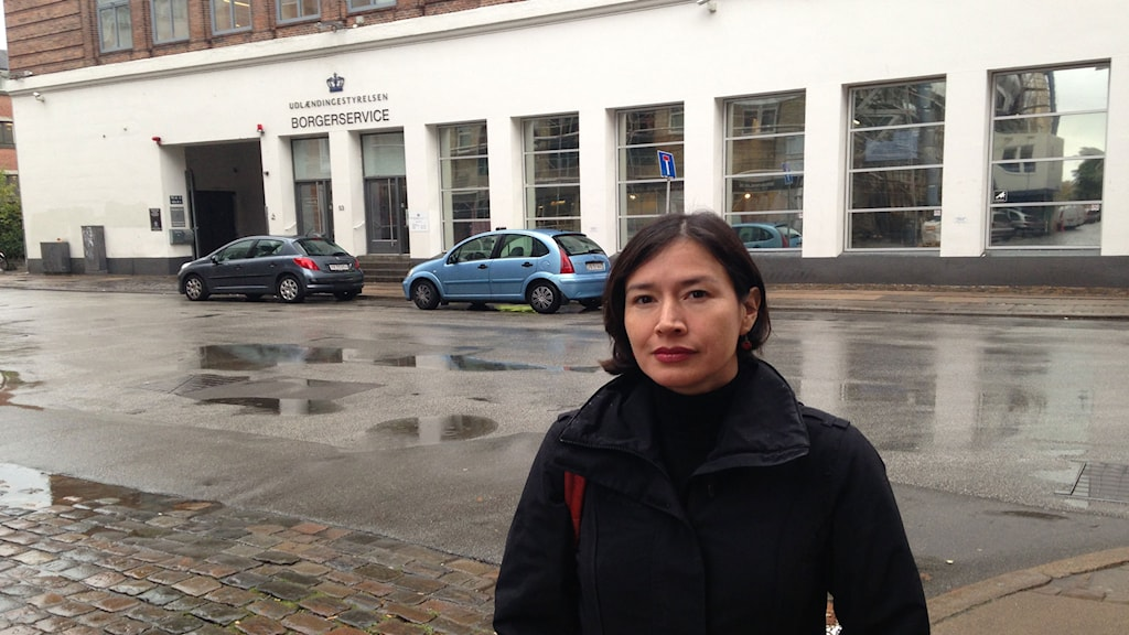 Flavia Oregón. Foto: Natacha López/Sveriges Radio