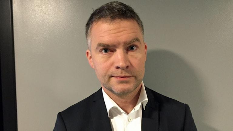 Petter Nesser har skrivit boken Islamist Terrorism in Europe: A History. Foto: Jens Möller/Sveriges Radio.
