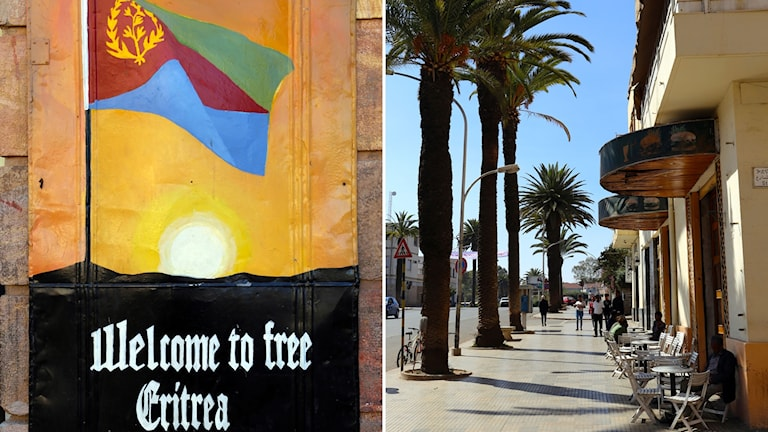 Photos from Asmara, Eritrea's capital.