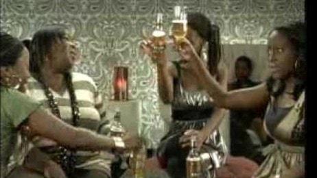 Reklam för SABmillers Redds cider. Foto: SABmiller Youtube