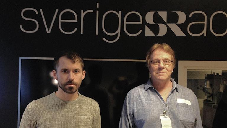 Daniel Poohl, Expo och Mats Dagerlind, Avpixlat.