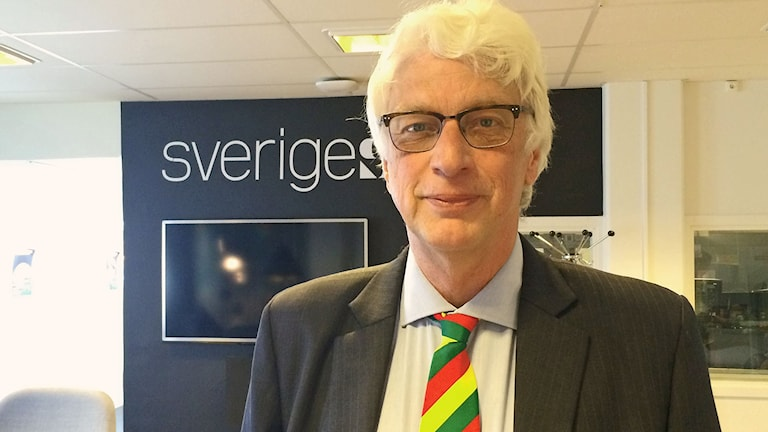 Jan Ohlsson, flygexpert och journalist.