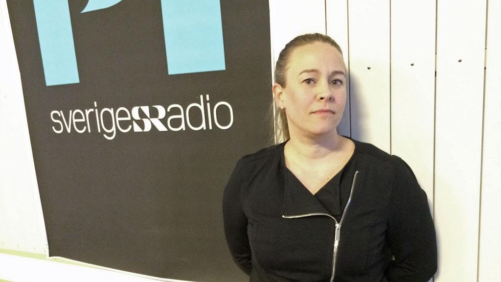 Maria Wetterstrand, tidigare språkrör MP.