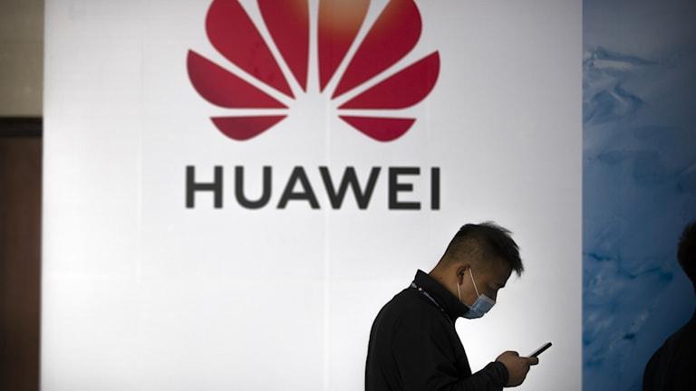 Huawei logga
