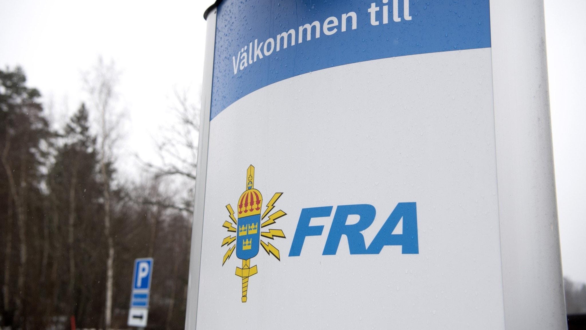 Regeringen föreslår en utökning av FRA-lagen