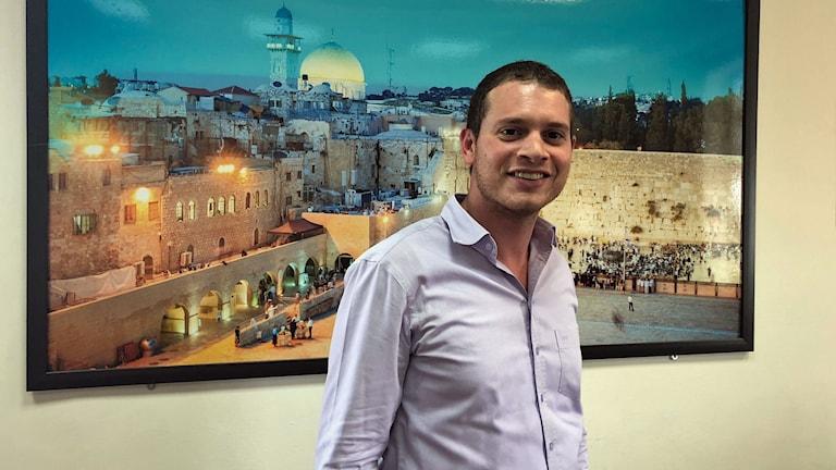Asher Friedman, på Israels ministerium för Strategiska affärer: vi måste stoppa BDS innan lögnerna om Israel påverkar nästa generation.