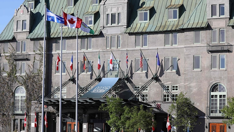 CANADA-G7-SUMMIT-VENUE