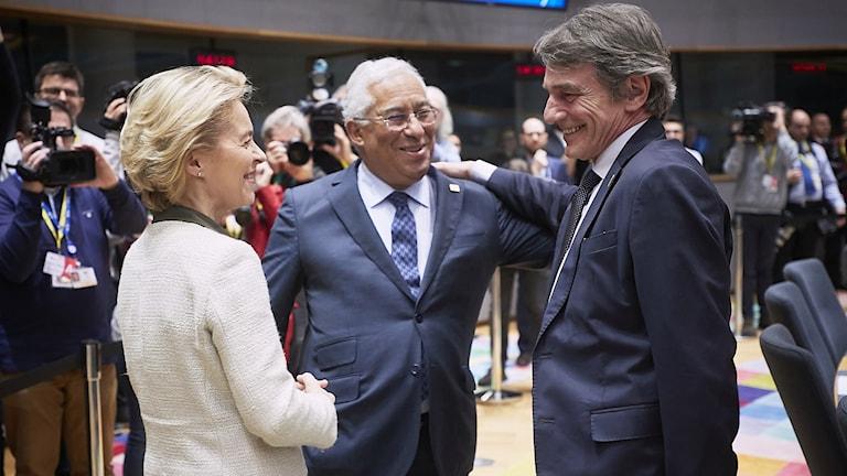 Portugals premiärminister Antonio Costa.