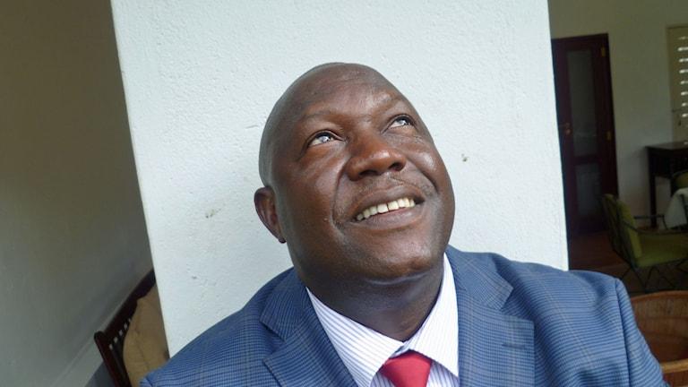 Okay Machisa från Zimbabwe Human Rights Association har lanserat ett program för att mobilisera väljare inför valet