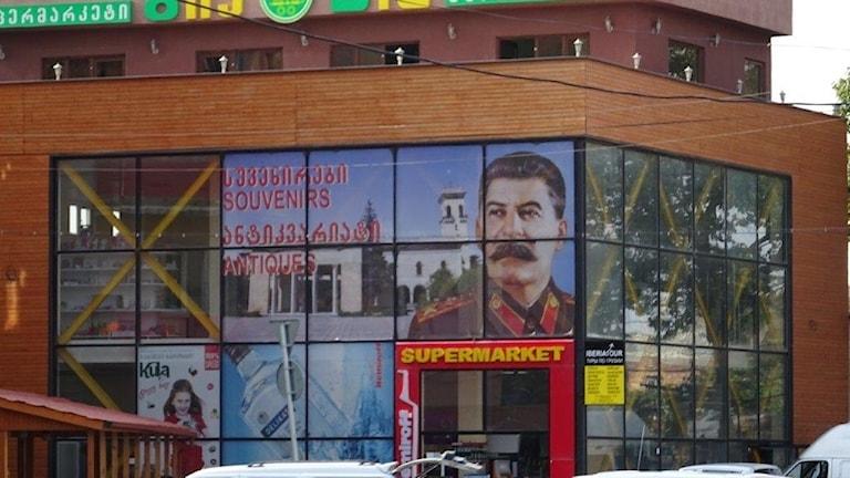 Gori var den sovjetiske diktatorn Josef Stalins hemstad, nu har Stalin blivit huvudattraktion för turister.