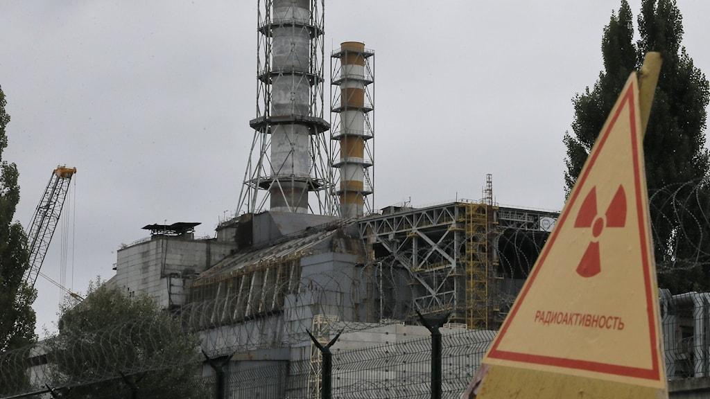 Ukraina vill att Tjernobyl ska bli ett världsarv.