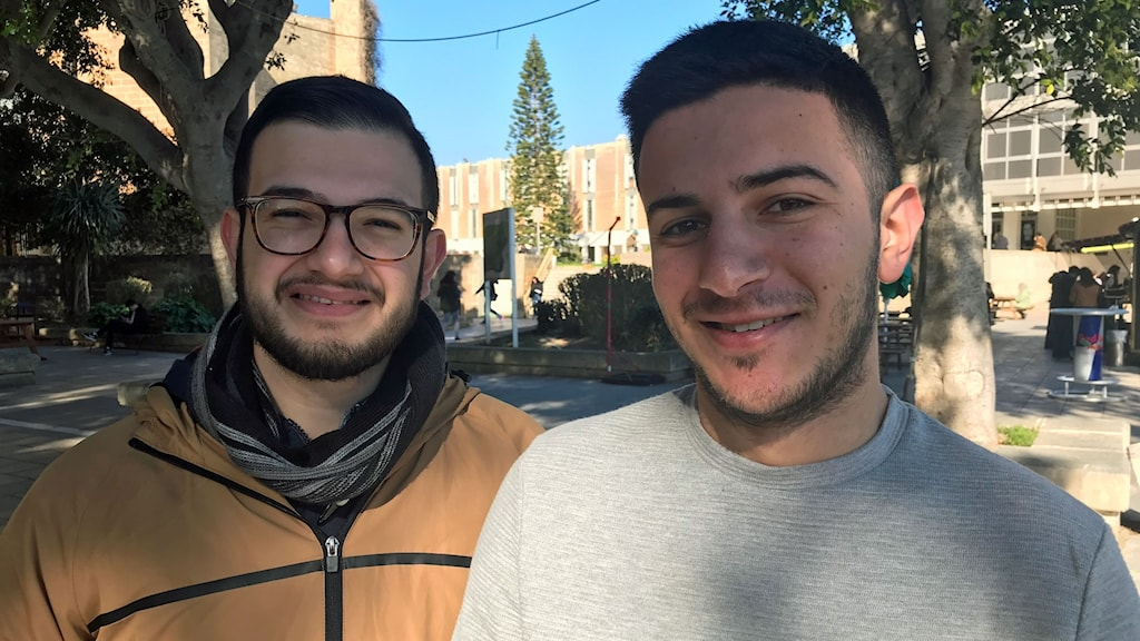 Jean Zammit och Michael Farrugia tycker Sverige sviker Malta