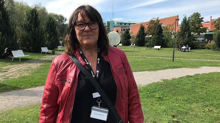 Arbetsförmedlaren Mona Bårman, Söderhamn