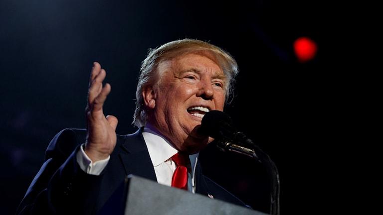 Donald Trump, republikanernas presidentkandidat.