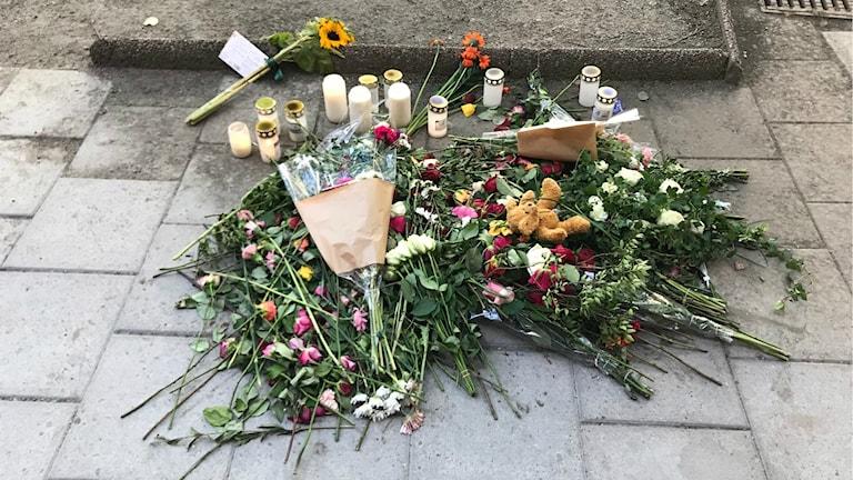 Skjutning i Stockholm