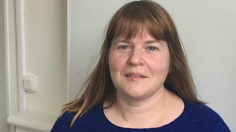 Louise Nyholm, statsinspektör på Livsmedelsverket.